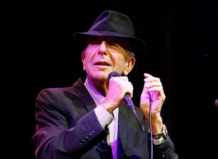 "Miren el video póstumo para ""Traveling Light"" de Leonard Cohen"
