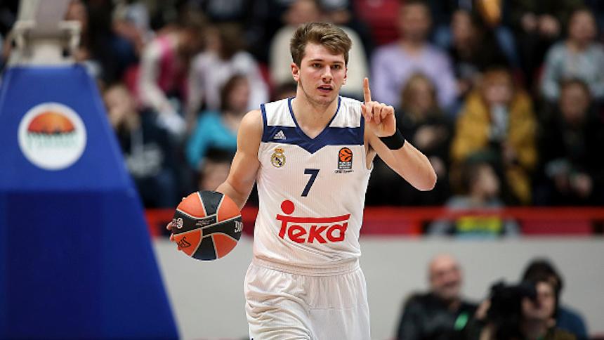 Luka Doncic: la siguiente estrella europea en la NBA