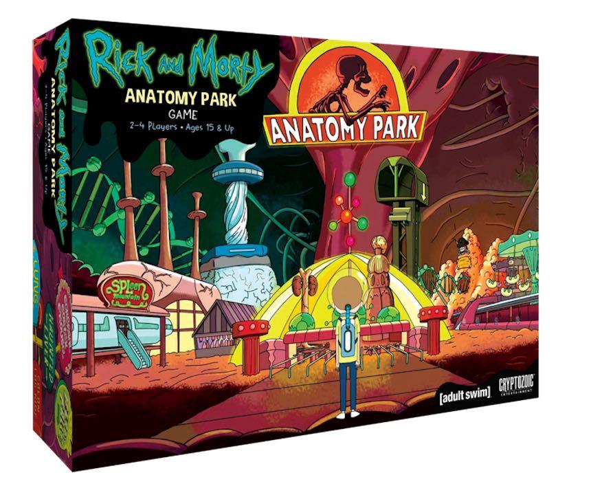 Rick & Morty: Anatomy Park
