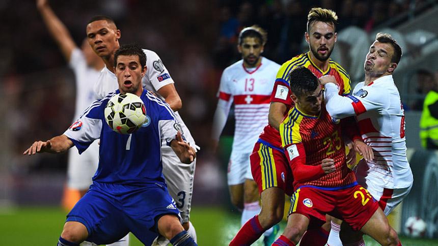 Andorra vence a San Marino en el mejor-peor partido de la historia