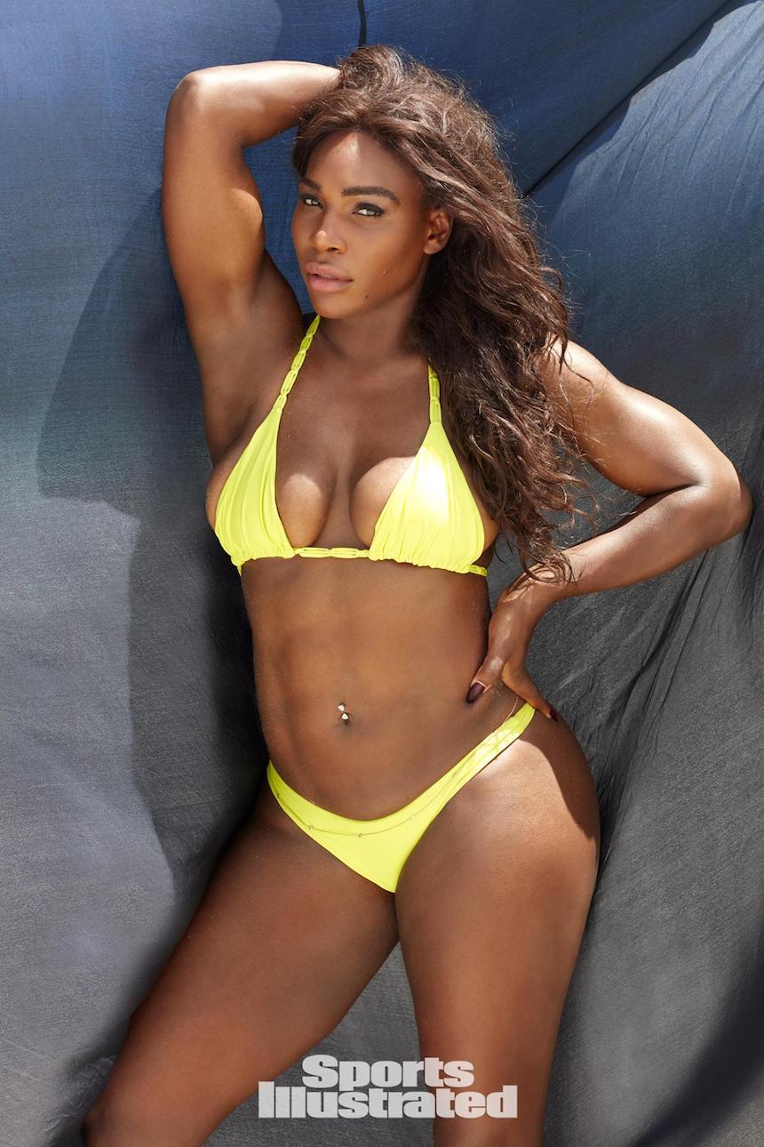 Sports Illustrated - Serena