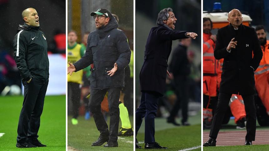 Los posibles sustitutos de Massimiliano Allegri en la Juventus