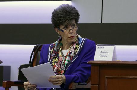 Janine Otálora, magistrada del TEPJF