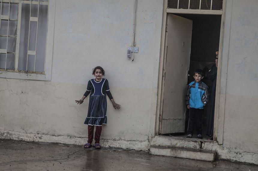 World Press Photo - Operaciones en Mosul