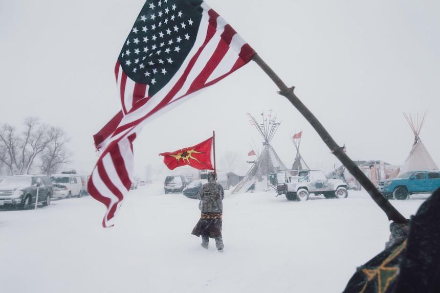 World Press Photo - Standing Rock