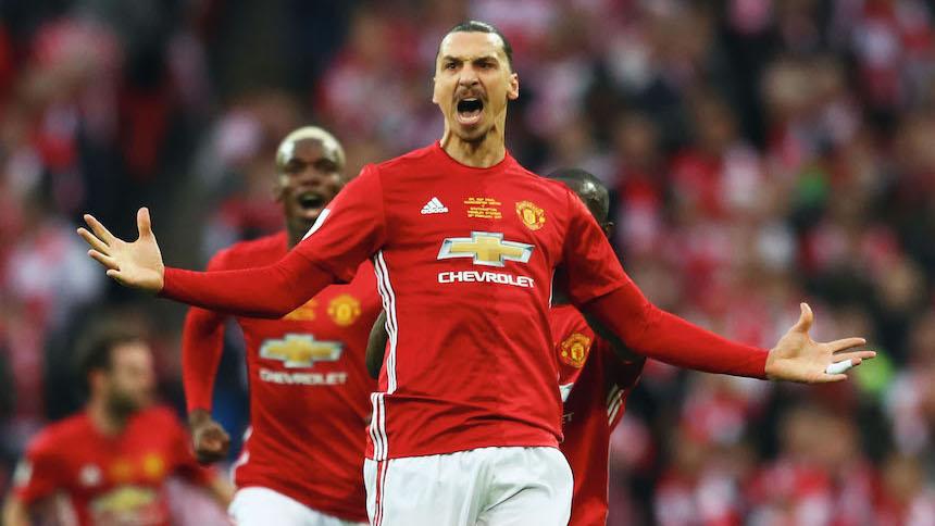 Las mejores imágenes del título del Manchester United en la EFL Cup