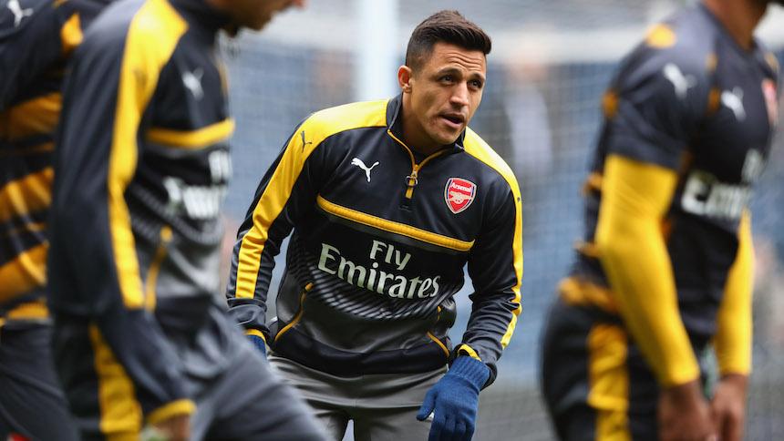 Esto es lo que pedirá el Arsenal para vender a Alexis Sánchez
