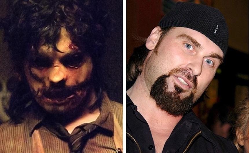 Andrew Bryniarski como Leatherface