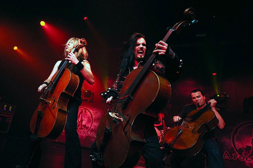 ¡Apocalyptica en el Teatro Metropólitan por los 20 años de su debut!