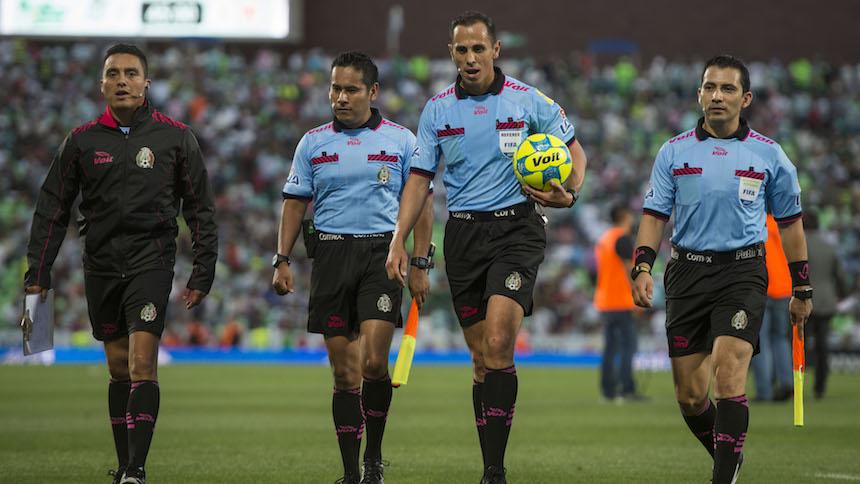 Arbitraje en la Liga MX