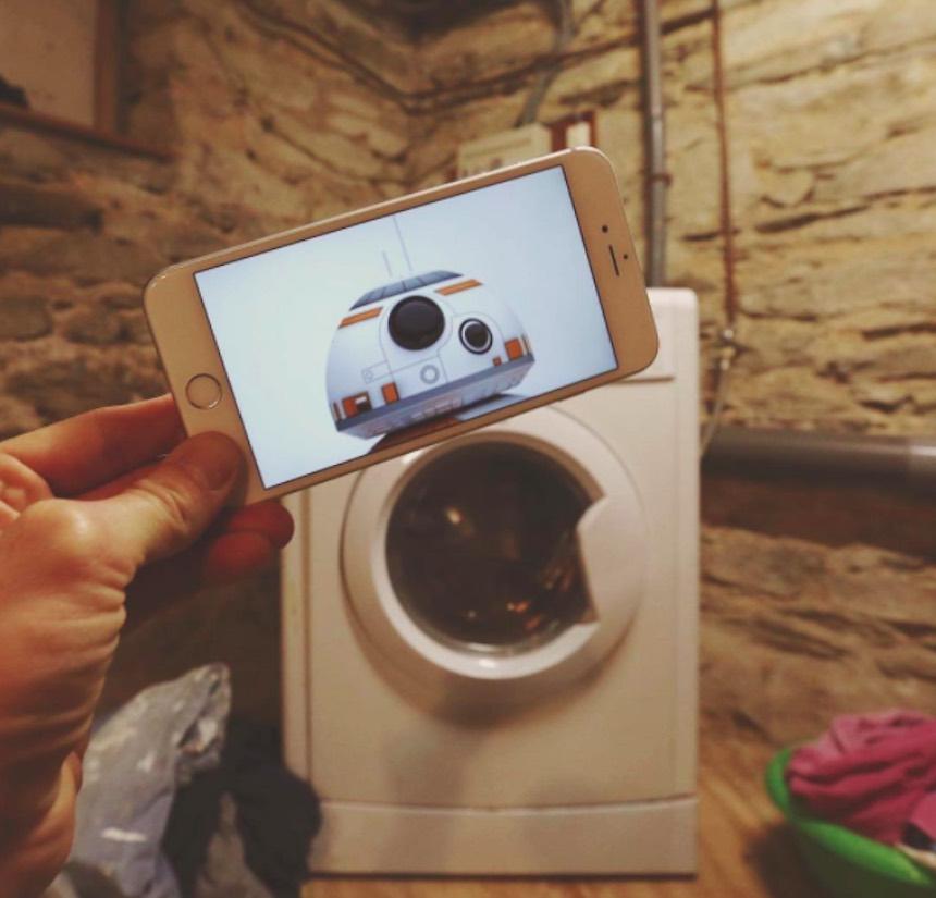 SnapChat - BB-8