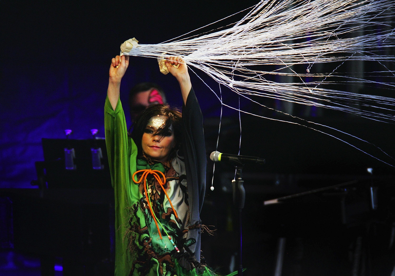 ¡¡Los llevamos a ver a Björk en el Auditorio Nacional!!