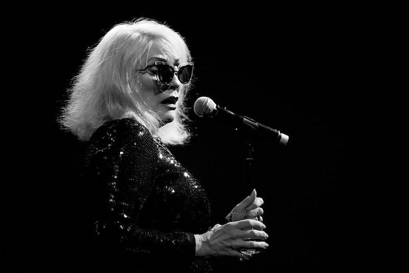 Blondie nos comparte su nueva canción escrita por Blood Orange