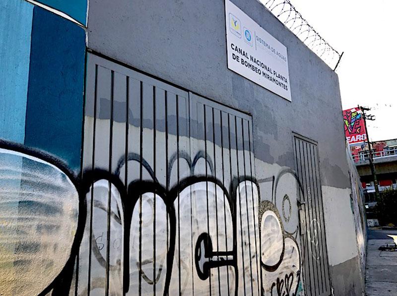 Canal Nacional Graffiti