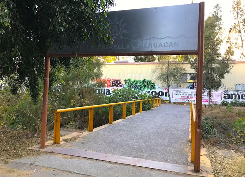 Puente Canal Nacional
