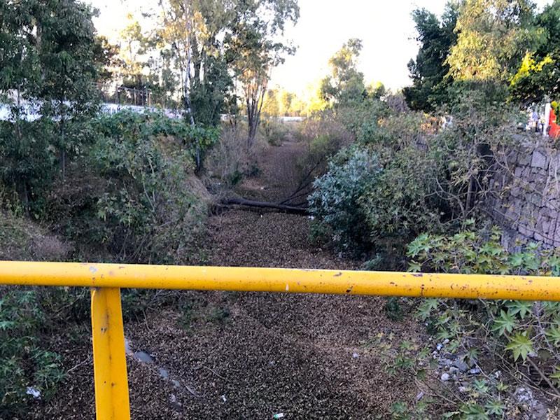 Entrada Canal Nacional