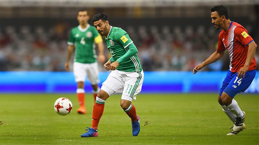 Carlos Vela: el futbolista diferente en la Selección Mexicana