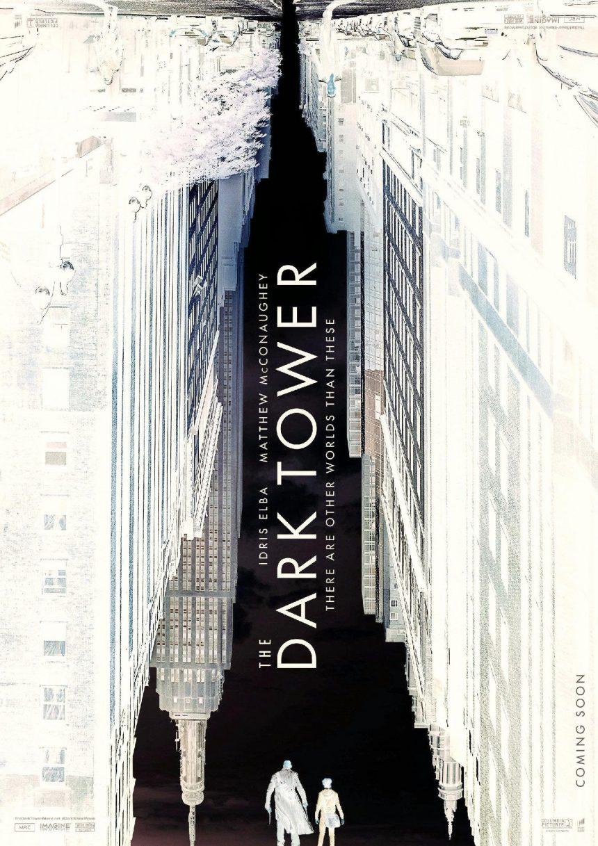 Negativo - Póster de The Dark Tower