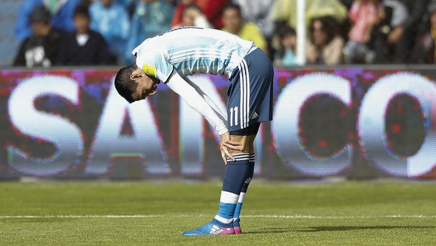 Argentina deprimente, Brasil imponente y el resto de los juegos de CONMEBOL