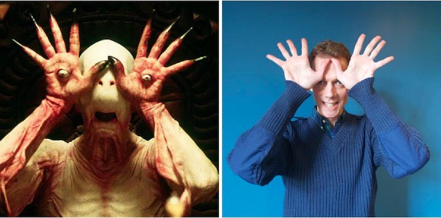 Dough Jones como Pale Man