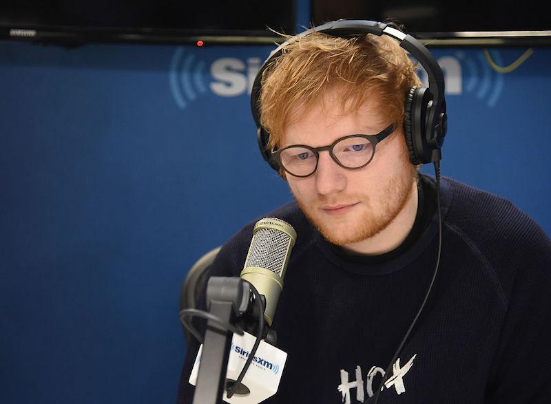 La música de Ed Sheeran también sirve para calmar bebés llorones
