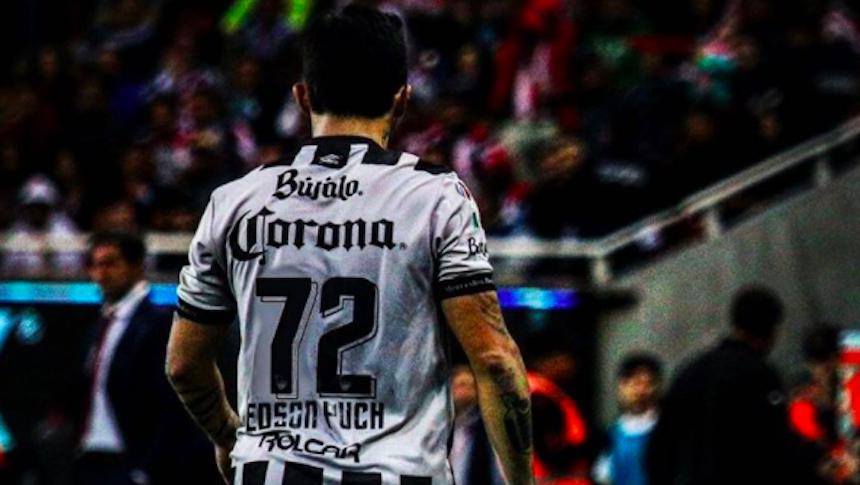 ¡WTF! Edson Puch cambiará su número en honor a Don Ramón