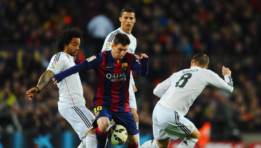 Real Madrid y Barcelona jugarán clásico en Miami en julio