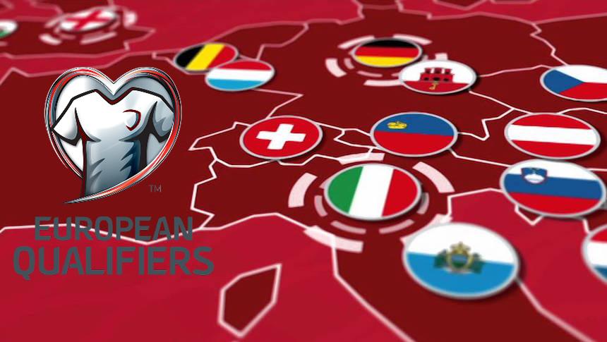 Checa todos los goles de las eliminatorias mundialista en la UEFA