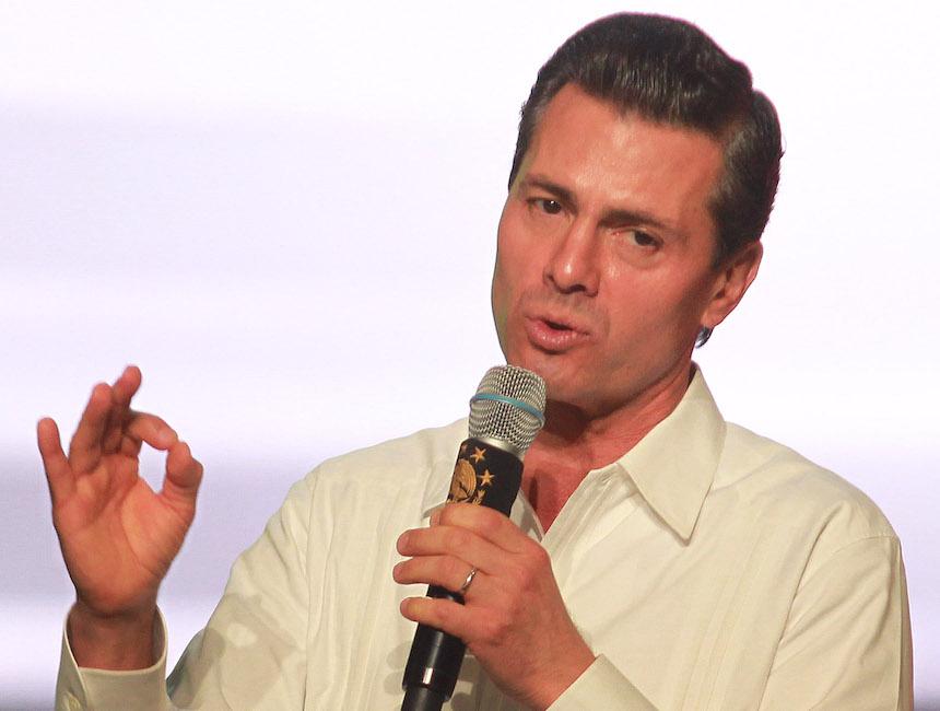 Presidente Enrique Peña Nieto (EPN)