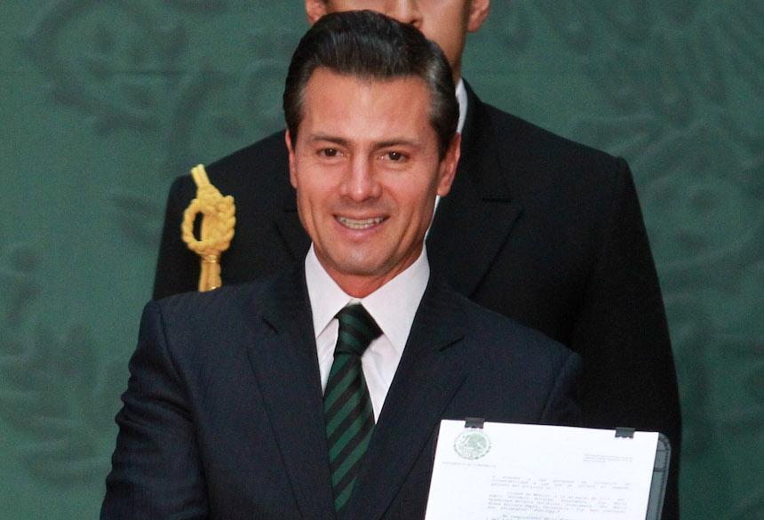 Avanza el populismo en el mundo: Peña Nieto