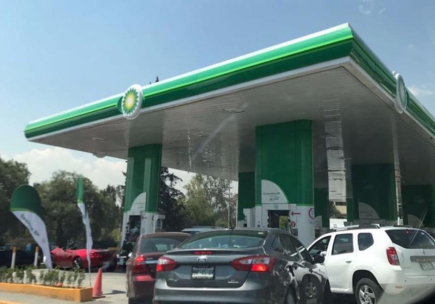 Saturan Combustibles BP