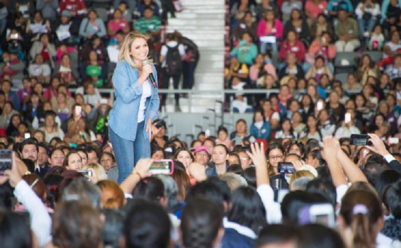 La primera dama, Angélica Rivera