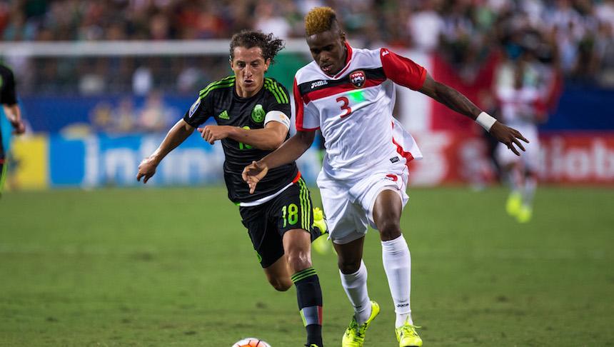 Sigue el Trinidad y Tobago vs México en vivo aquí