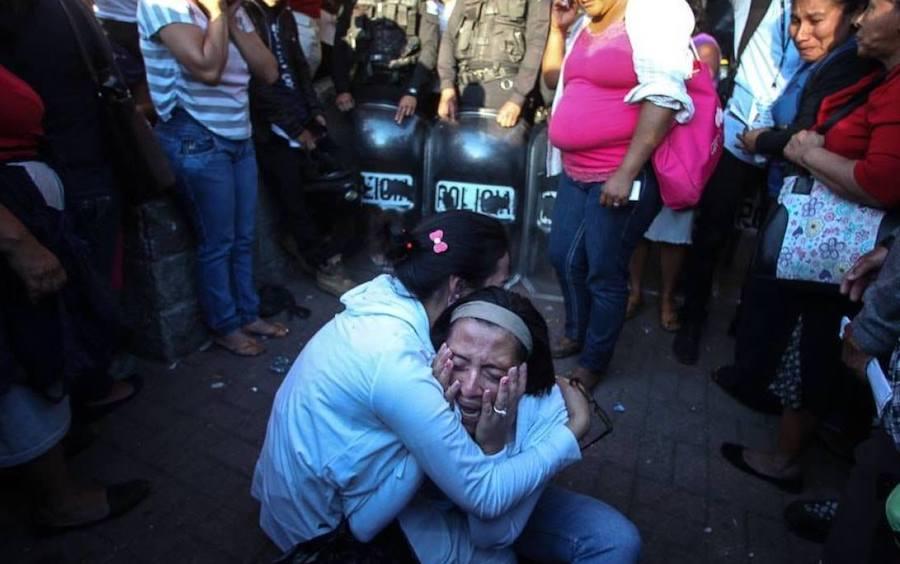 Guatemala está de luto