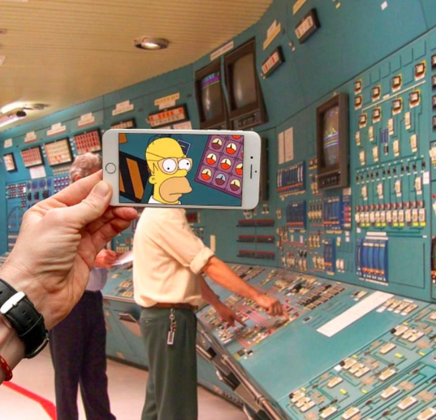 ShapChat - Homero