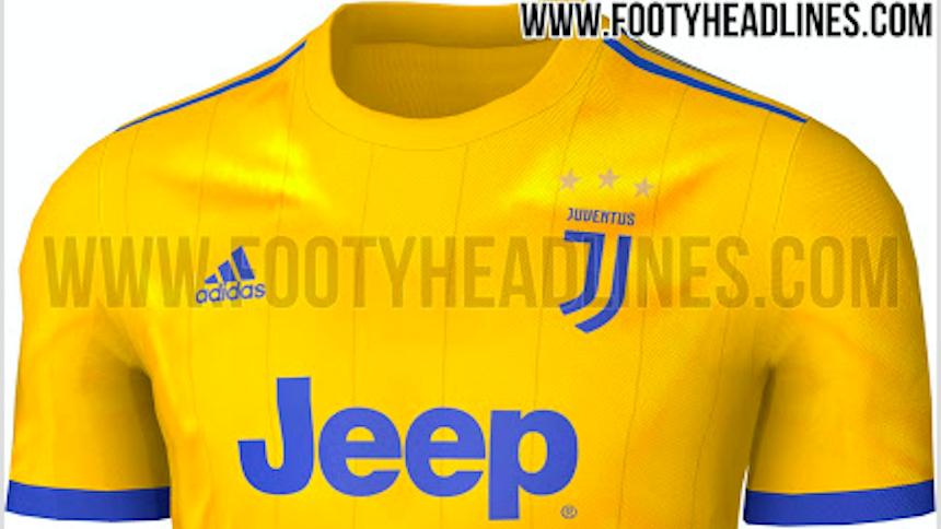 Se filtra el posible nuevo uniforme de la Juve y… bueno juzguen ustedes