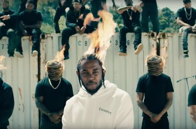 ALERTA: ¡Nueva música y video de Kendrick Lamar!