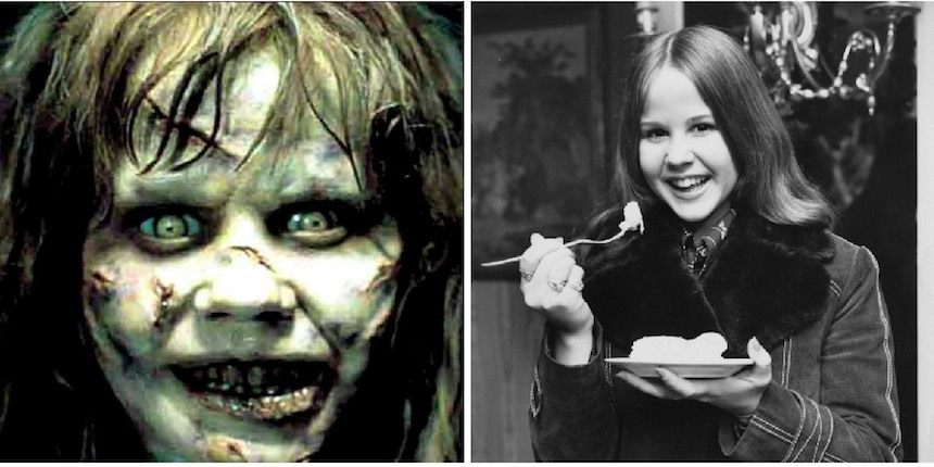 Linda Blair como Regan Macneil