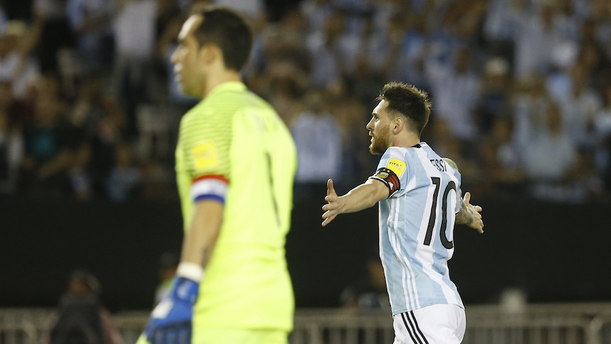 Argentina v Chile - FIFA 2018 World Cup Qualifiers