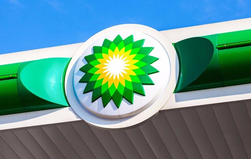 Logo - Combustibles BP