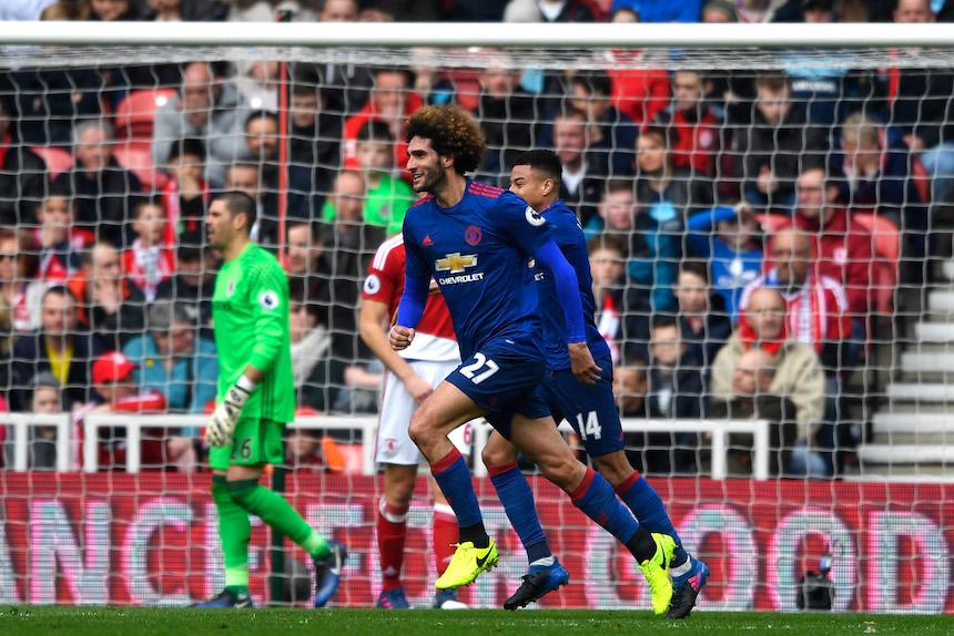 Middlesbrough v Manchester United - Premier League