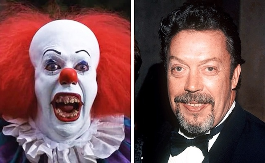 Tim Curry como Pennywise
