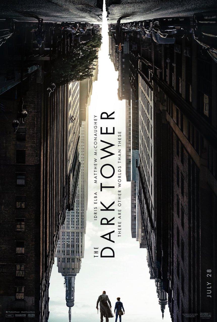Nuevo póster de The Dark Tower