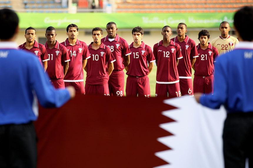 Selección Nacional de Qatar
