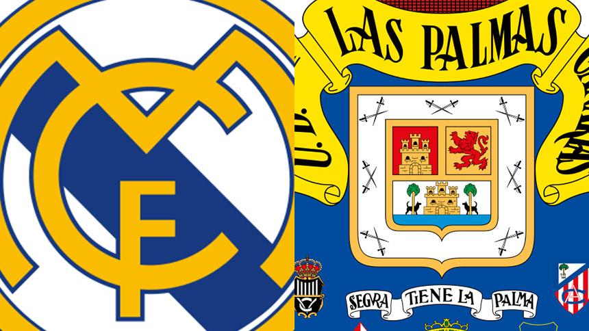 En vivo: Real Madrid recibe a Las Palmas en el Bernabéu
