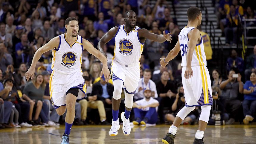 Los Warriors regresan a la cima del Power Ranking de la NBA