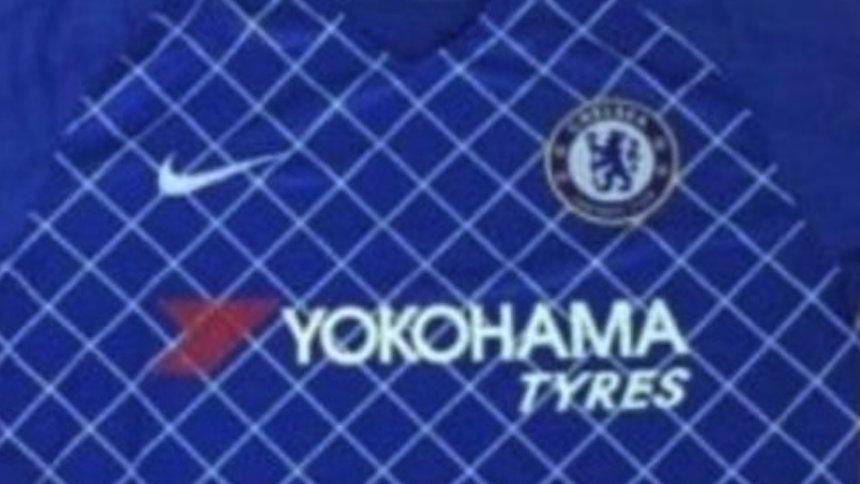 Este sería el uniforme del Chelsea para la siguiente temporada