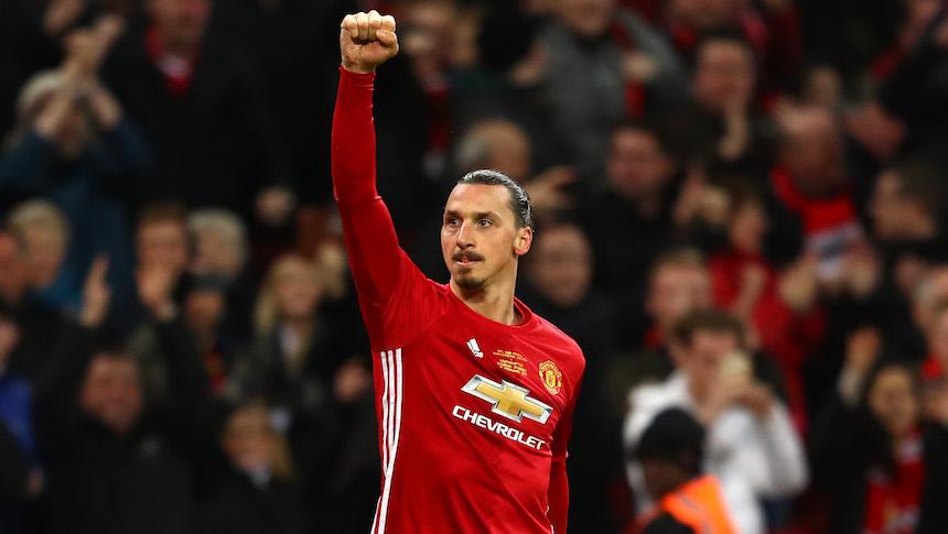 La renovación de Zlatan Ibrahimovic con el Manchester United está cerca