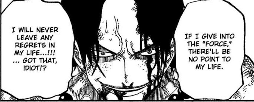 Ace - Manga de One Piece
