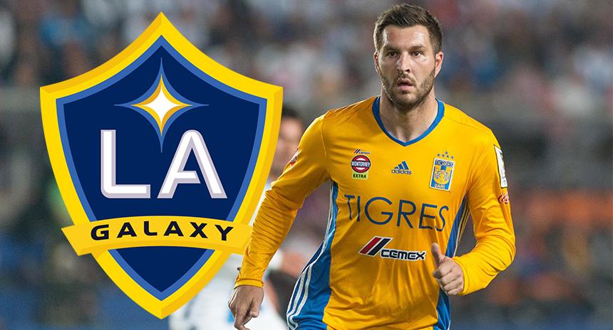 Gignac es el plan B del LA Galaxy por la lesión de Ibrahimovic